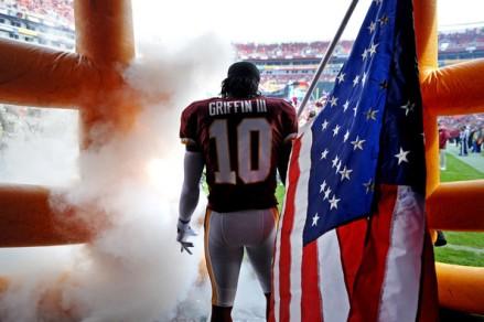 Redskins Beat the Giants on Monday Night Footbalol