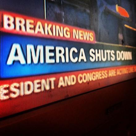 Government Shutdown 2013