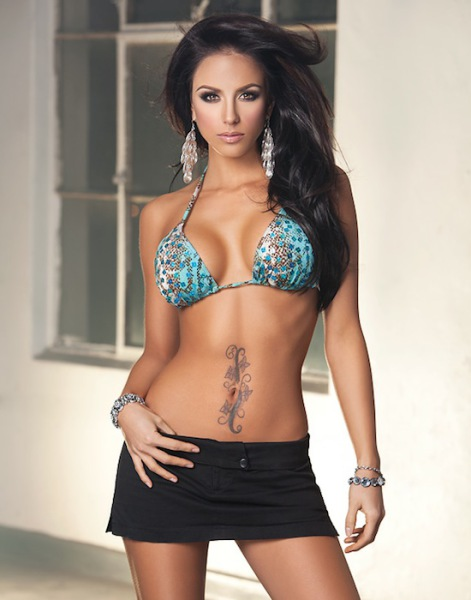 merican babe of the day - melissa riso