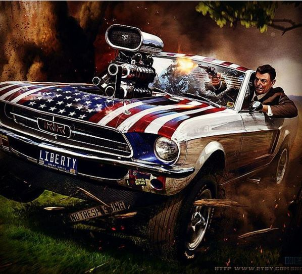 Now That's Merican